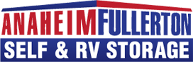 Anaheim Fullerton Self & RV Storage